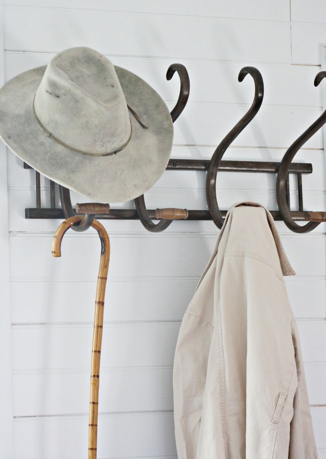 Bentwood coat rack