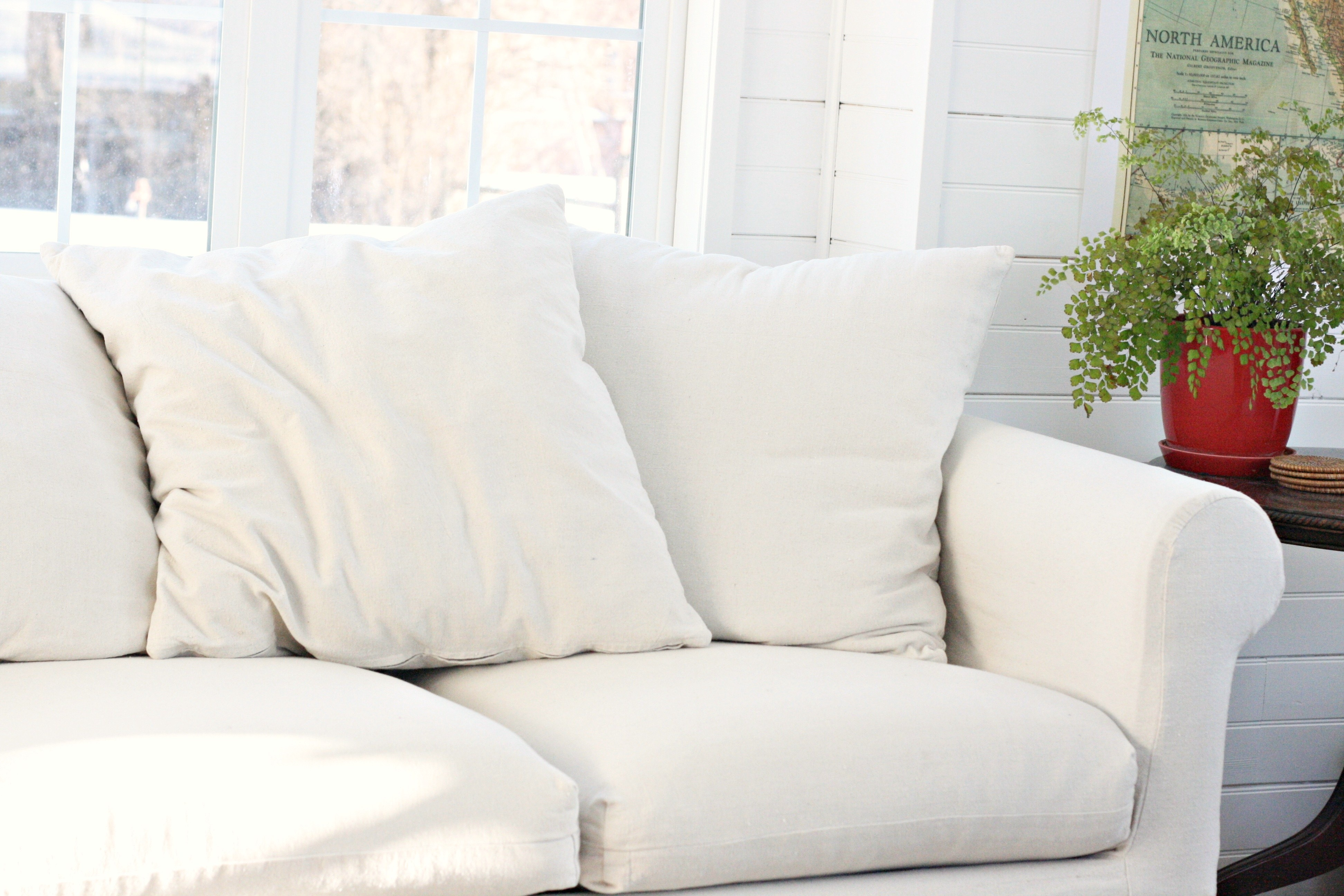 A Slip Covered Sofa Revisited Assortment