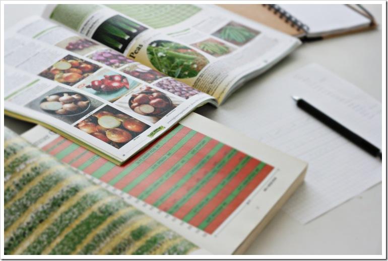 paper gardening