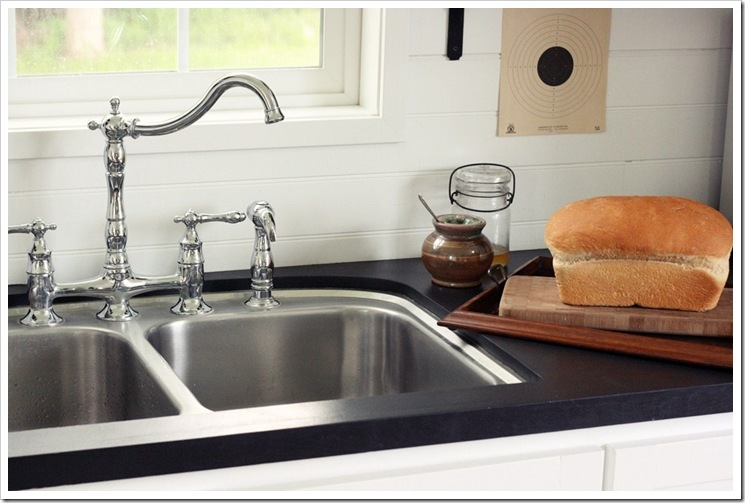 Becoming Home: A Kitchen Tour - ortment on